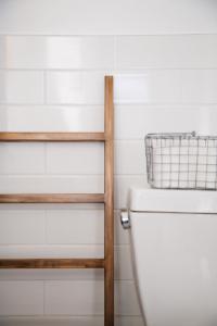 Dusch WC ohne Strom